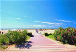 Obecná fotka Bibione - pláž