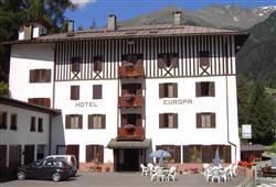 Hotel Europa - Pejo***2