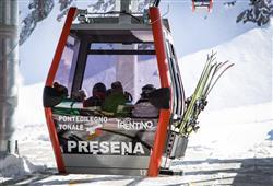 Hotel Al Maniero - 5denní lyžařský balíček se skipasem v ceně***34
