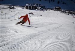 Hotel Al Maniero - 5denní lyžařský balíček se skipasem v ceně***35