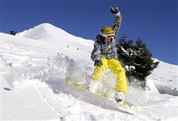 Hotel Al Maniero - 5denní lyžařský balíček se skipasem v ceně***37