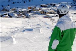 Hotel Al Maniero - 5denní lyžařský balíček se skipasem v ceně***40