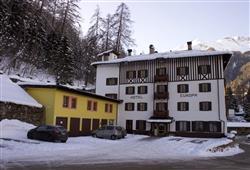Hotel Europa - Pejo - speciální týdenní nabídka***1