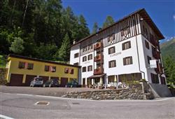 Hotel Europa - Pejo - speciální týdenní nabídka***3