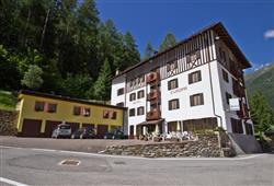 Hotel Europa - vlastní doprava***1
