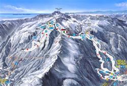 Sport hotel Forte - 5denní lyžařský balíček - zalyžujte si ve 2 zemích***35