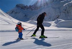 Sport hotel Forte - 5denní lyžařský balíček - zalyžujte si ve 2 zemích***42
