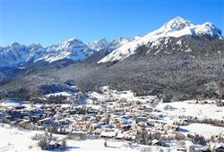 Hotely Paganella - různé *** hotely - 6denní lyžařský balíček se skipasem a dopravou v ceně***2