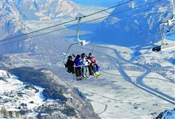 Hotely Paganella - různé *** hotely - 6denní lyžařský balíček se skipasem a dopravou v ceně***5