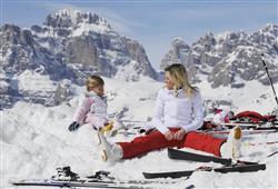 Hotely Paganella - různé *** hotely - 6denní lyžařský balíček se skipasem a dopravou v ceně***6