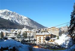 Hotely Paganella - různé *** hotely - 6denní lyžařský balíček se skipasem a dopravou v ceně***9