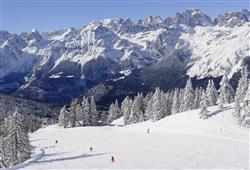 Hotely Paganella - různé *** hotely - 6denní lyžařský balíček se skipasem a dopravou v ceně***13