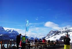 Hotely Falcade - různé *** hotely - 5denní lyžařský balíček se skipasem a dopravou v ceně***10