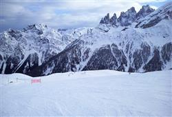 Hotely Falcade - různé *** hotely - 5denní lyžařský balíček se skipasem a dopravou v ceně***12