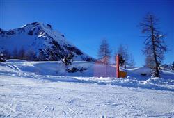 Hotely Falcade - různé *** hotely - 5denní lyžařský balíček se skipasem a dopravou v ceně***13