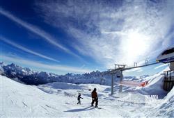 Hotely Falcade - různé *** hotely - 5denní lyžařský balíček se skipasem a dopravou v ceně***2