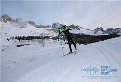 Hotely Falcade - různé *** hotely - 5denní lyžařský balíček se skipasem a dopravou v ceně***19