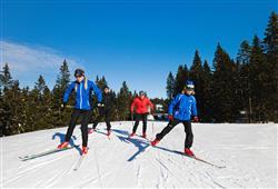 Hotel Brinje - zimní zájezd se skipasem v ceně***8