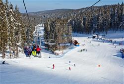 Hotel Brinje - zimní zájezd se skipasem v ceně***9