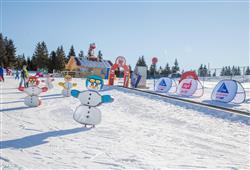 Hotel Brinje - zimní zájezd se skipasem v ceně***13