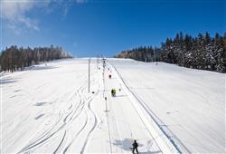 Hotel Brinje - zimní zájezd se skipasem v ceně***17