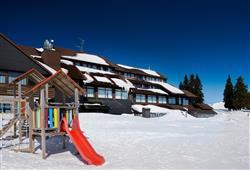 Hotel Brinje - zimní zájezd se skipasem v ceně***18