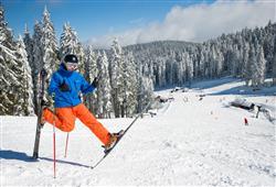 Hotel Brinje - zimní zájezd se skipasem v ceně***19