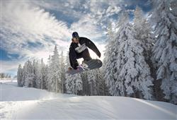 Hotel Brinje - zimní zájezd se skipasem v ceně***14