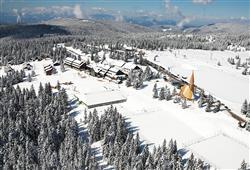 Hotel Brinje - zimní zájezd se skipasem v ceně***0
