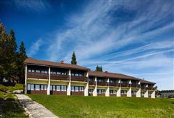 Hotel Brinje - zimní zájezd se skipasem v ceně***1