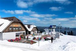 Bungalovy Rogla s polpenziou - zimný zájazd so skipasom v cene***16