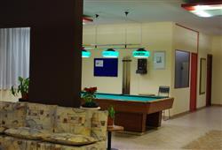 Sport hotel Forte - 5denní lyžařský balíček - zalyžujte si ve 2 zemích***29