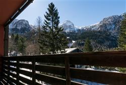Výhled od hotelu