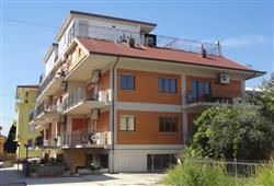Residence Collina - zvýhodněné termíny s dopravou v ceně0