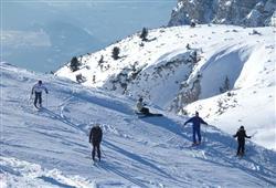 Hotel Piancastello - 5denní lyžařský balíček se skipasem a dopravou v ceně***17