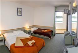 Hotel Miran - pokoje z wyżywieniem HB***6