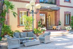Hotel Villa Tiziana***8