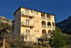 Villa Tina - apartmány s vlastním stravováním***1