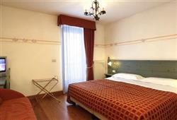 Hotel Locanda Locatori - 5denní lyžařský balíček se skipasem a dopravou v ceně***3