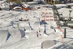 Hotel Locanda Locatori - 5denní lyžařský balíček se skipasem a dopravou v ceně***16