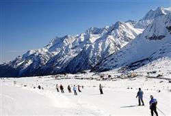 Hotel Locanda Locatori - 5denní lyžařský balíček se skipasem a dopravou v ceně***17