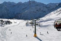 Hotel Locanda Locatori - 5denní lyžařský balíček se skipasem a dopravou v ceně***18