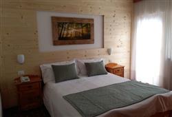 Hotel Scoiattolo - 5denní lyžařský balíček se skipasem a dopravou v ceně***5