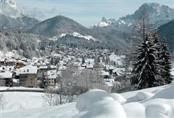 Hotel Scoiattolo - 5denní lyžařský balíček se skipasem a dopravou v ceně***15