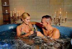 Hotel Bioterme - romantický balíček na 2 noci****5
