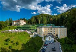 Hotel Rimski dvor - 4denní balíček****0