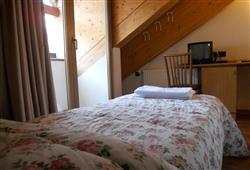 Hotel Orsa Maggiore - 5denní lyžařský balíček se skipasem a dopravou v ceně***5
