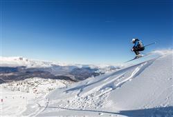 Hotel Augustus - 5denní lyžařský balíček se skipasem a dopravou v ceně***21