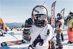 Hotel Augustus - 5denní lyžařský balíček se skipasem a dopravou v ceně***24