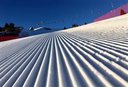 Hotel Augustus - 5denní lyžařský balíček se skipasem a dopravou v ceně***26